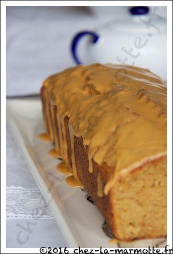 Cake panais & chicorée