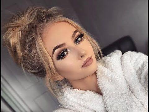 melhores makes das gringas/makeup tutorial compilation