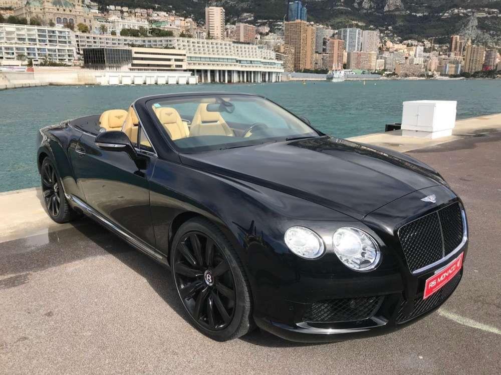 2013 Bentley Continental GTC V8 - Cabriolet Excellent Condition ...