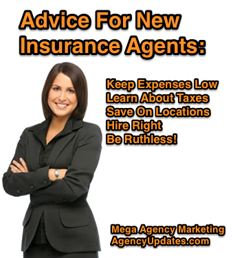 Insurance Advice Agents Agency Money Make More Your For New How To Inadvice For New Insurance Marketing Life Insurance Agent Life Insurance Quotes