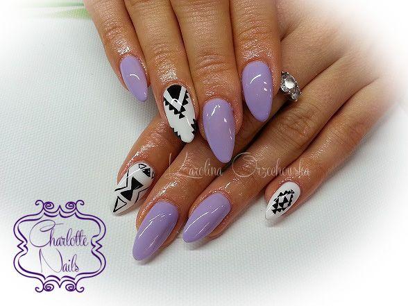 Love N Nails Paznokcie Zelowe Akrylowe Gdansk Karolina Orzechowska Love N Nails Karolliinnaa Pinger Pl Nails Manicure Nail Art