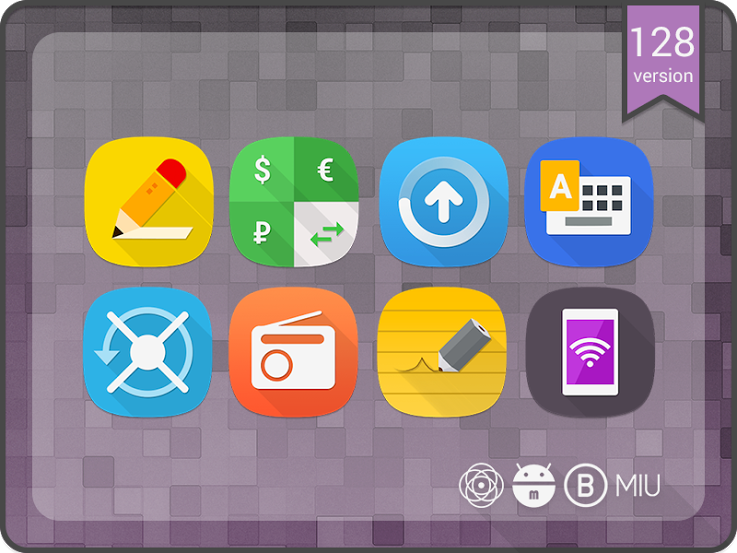Pin by jose a on Download android games Moko Icon Pack