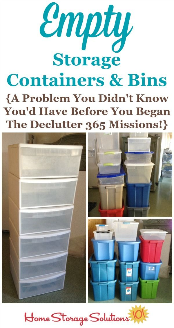 How To Declutter Storage Containers Storage Boxes Declutter Attic Storage Solutions Attic Storage Organization