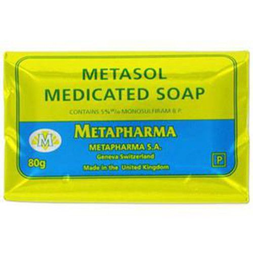 Metasol Medicated Soap 2 8 Oz Medical Soap Natural Remedies