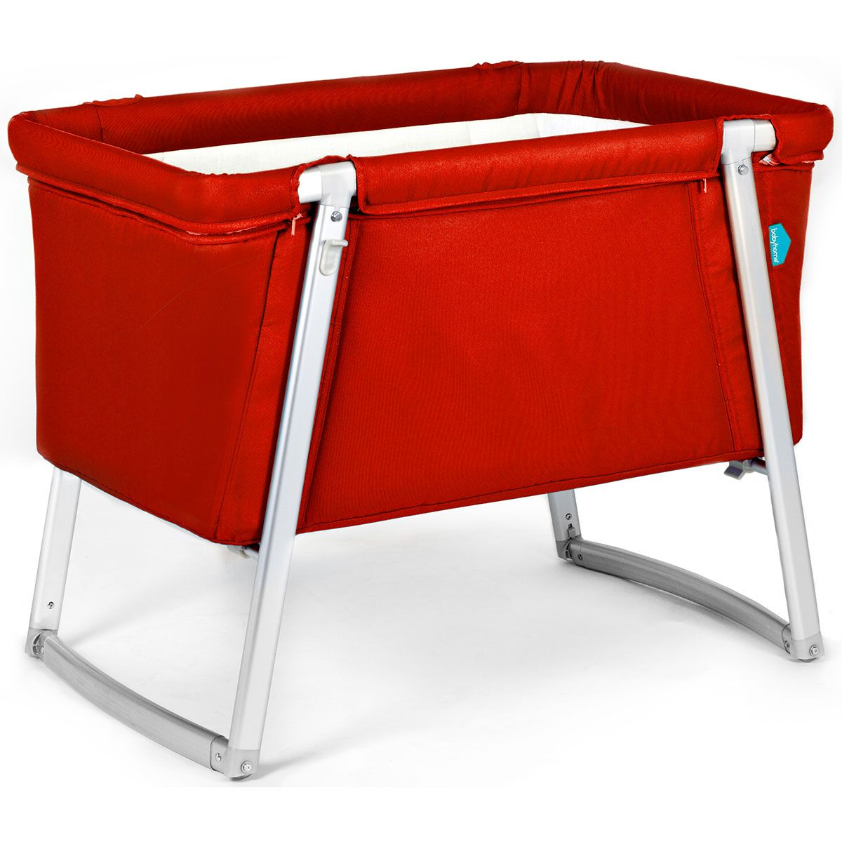 Baby home dream portable baby crib red