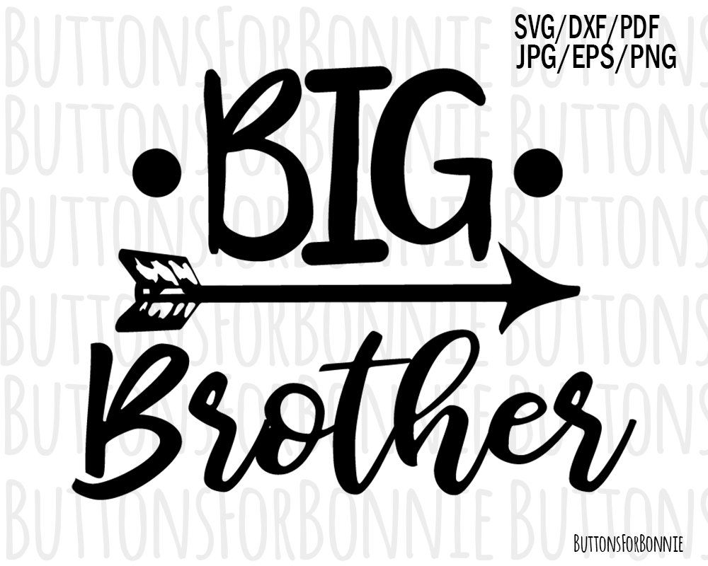 38+ Big brother iron on decal ideas