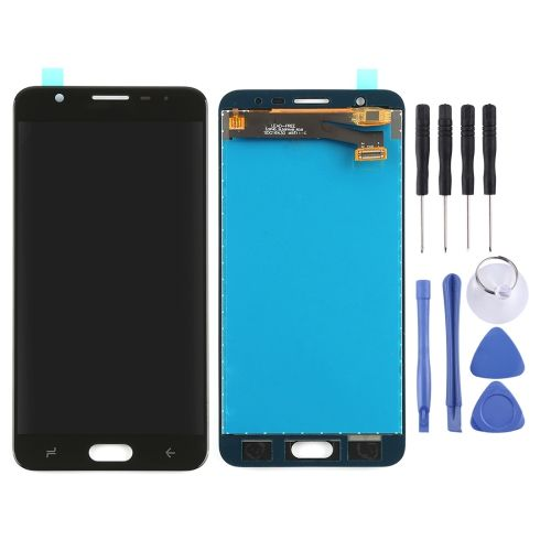 b2c68a52f4d34d [$23.88]LCD Screen and Digitizer Full Assembly for Galaxy J7 Prime 2 /  G611(Black)