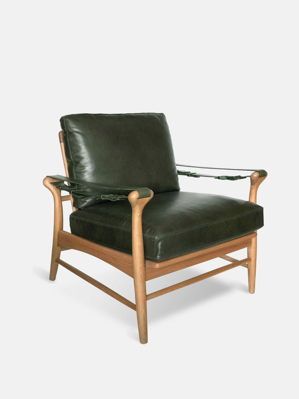 Campden Arm Chair In Avocado Leather Arm Chairs Soho Home Linen Armchair Velvet Armchair Chair