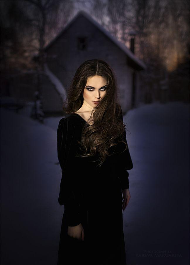 Картинки ведьма девушка