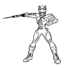 power rangers megaforce coloring pages - photo#26