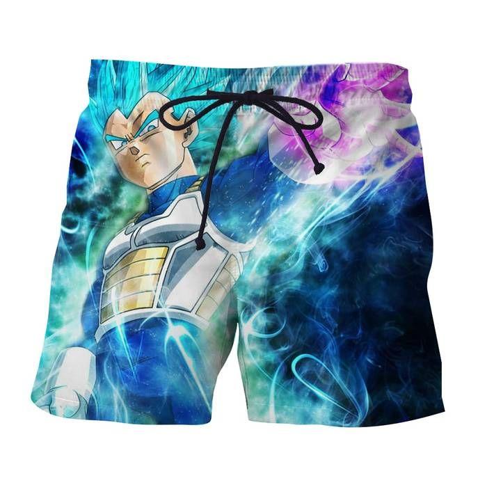 f594624bdaa0f Dragon Ball Vegeta 2 Blue Super Saiyan Ultra Instinct Boardshorts #shorts # boardshorts #dragonball