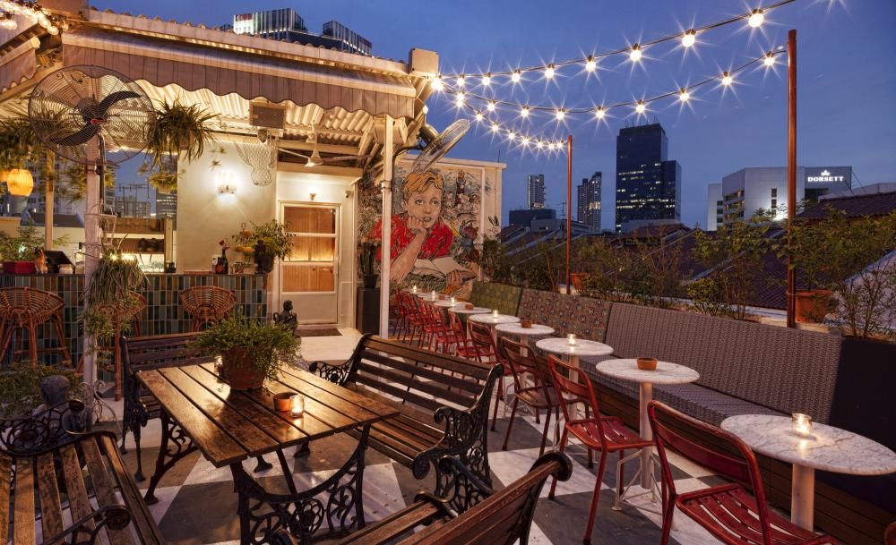 Top 10 Hidden Rooftop Bars Rooftop Restaurant Rooftop Bar Design Romantic Restaurant