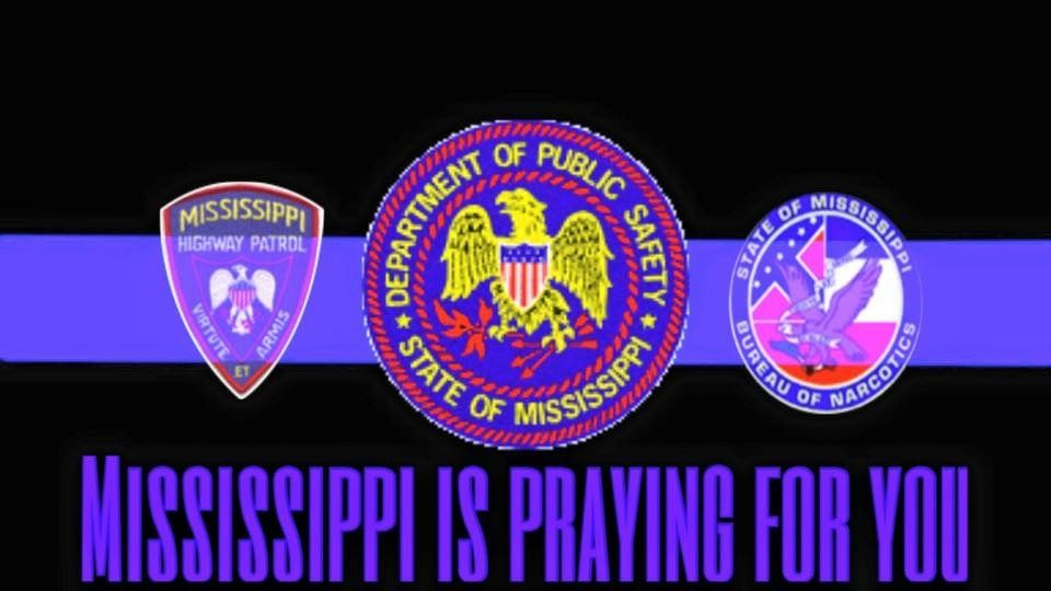 To the ones we are praying for here in Mississippi