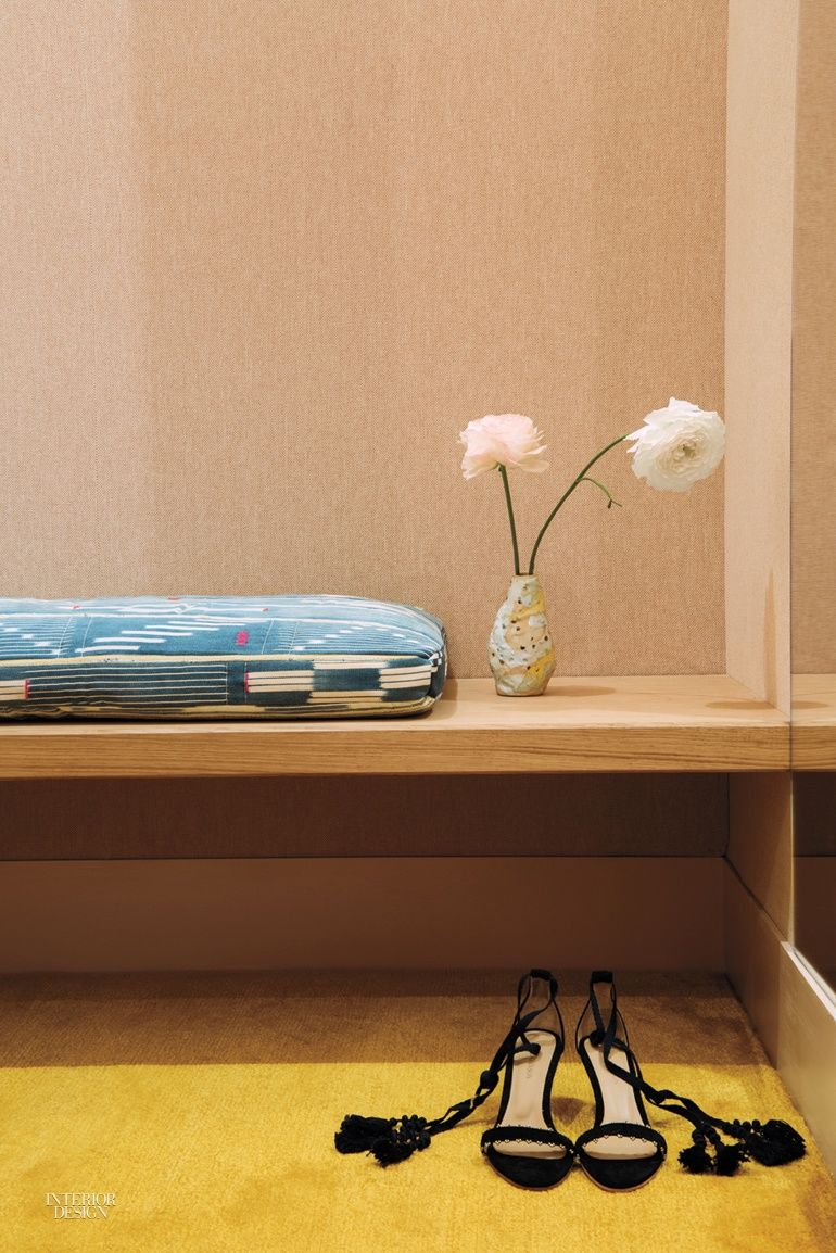 ulla johnson s nyc boutique takes after a town house interiors rh pinterest com