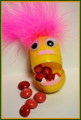 Candy Crafts para regalo en fiestas infantiles con chuches