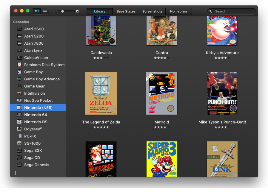 Openemu Multiple Video Game System Atari Video Games Video Game Systems Ios Games