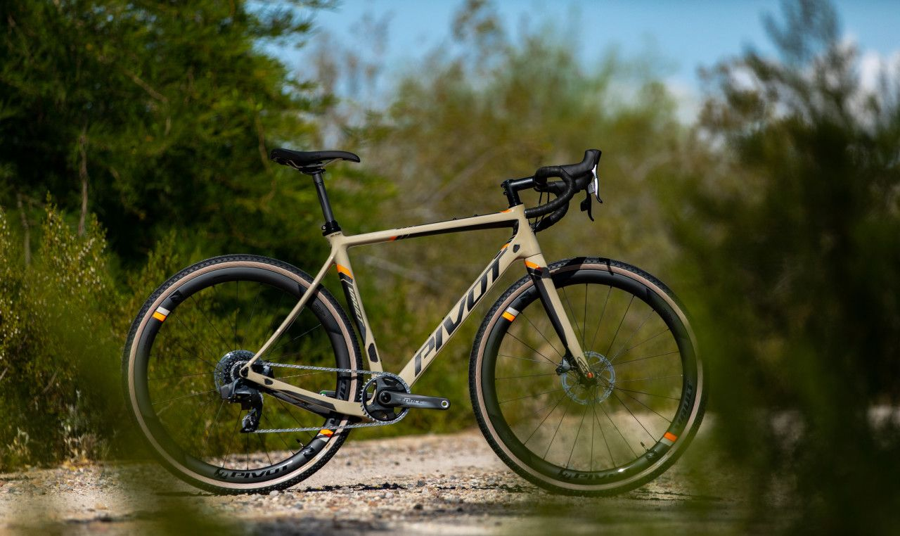 Pivot Makes 2020 Vault Gravel Bike Versatile Enough For