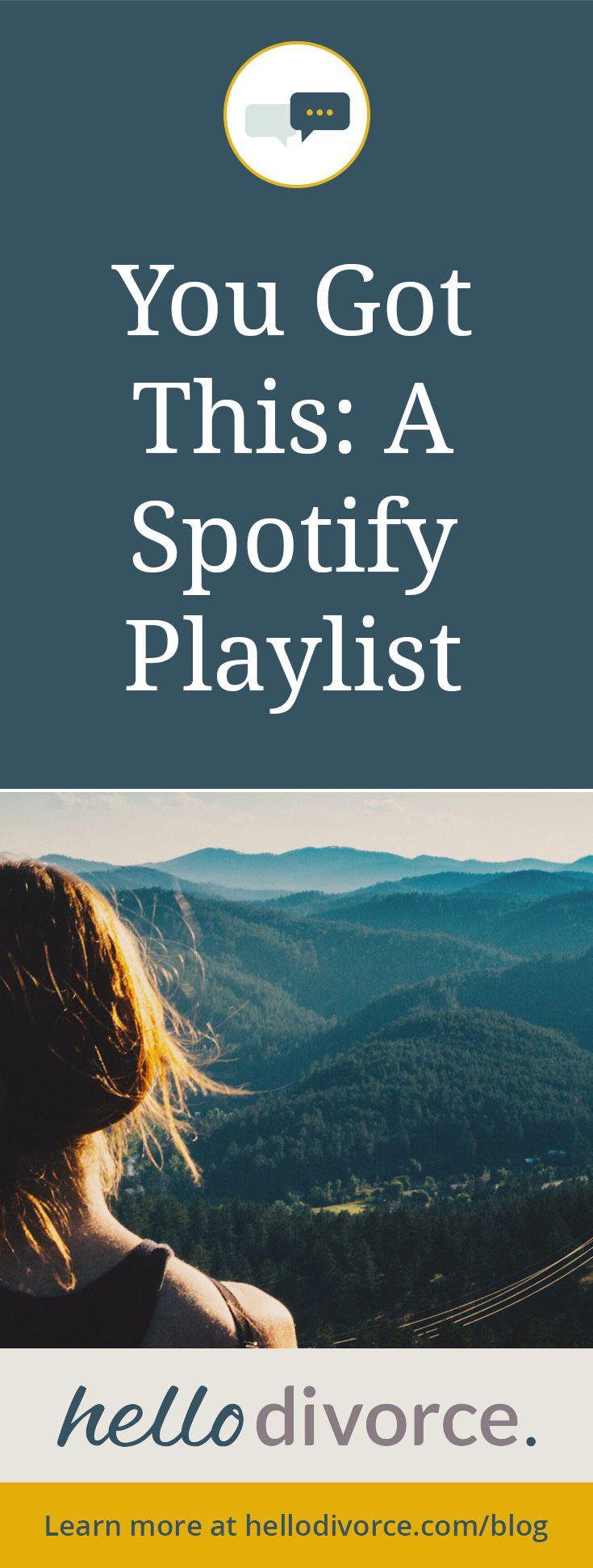 You Got This: A Spotify Playlist for Going Through a