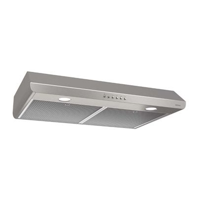 broan under cabinet range hood cksl130ss 30 in 250 cfm undercabinet rh pinterest com