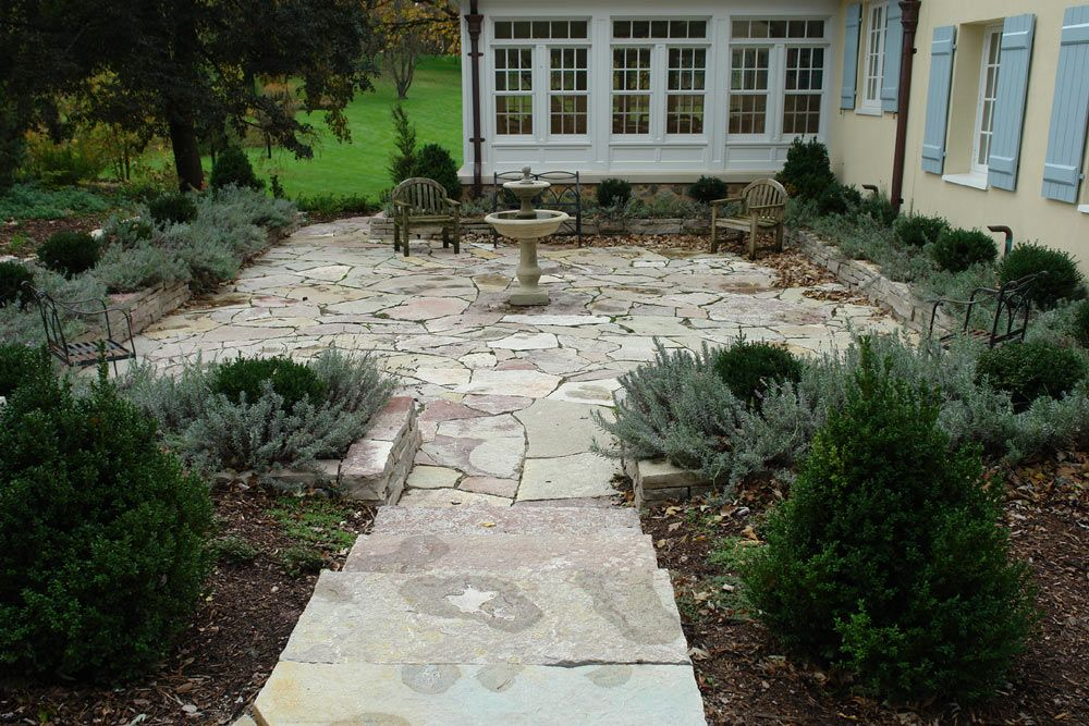 Pea Gravel Patio Google Search Garden Pinterest