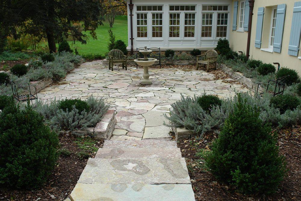 Pea gravel patio google search garden pinterest for Cape cod stone and gravel