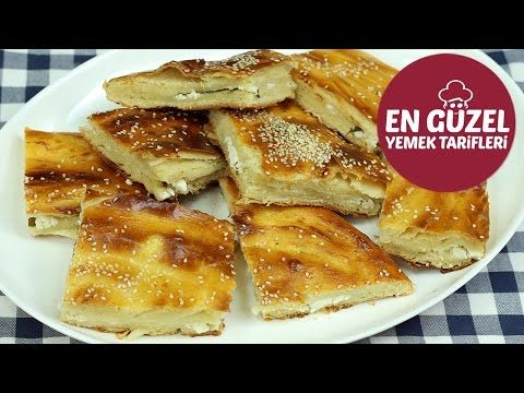 Kolay Tepsi Böreği Tarifi – Börek Tarifleri – En Güzel Yemek Tarifleri