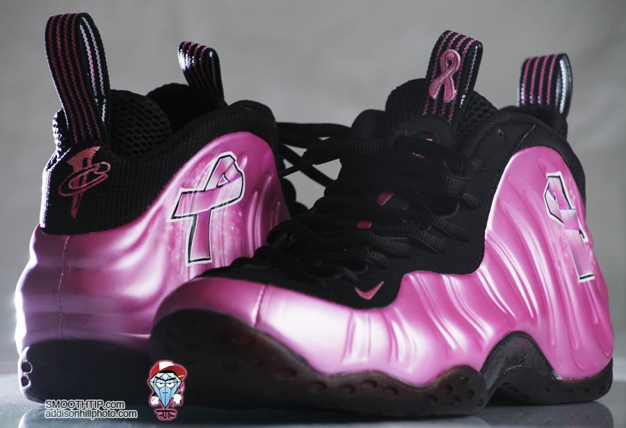 pink foamposites for sale all black foams for sale