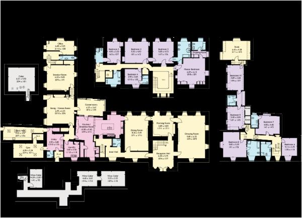 Somerton Randle Floor Plan Floor Plans How To Plan Architecture Plan