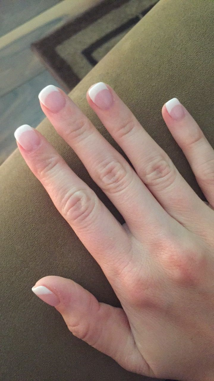 French Dip powder overlay | nail designs | Pinterest | Overlay, Dips ...