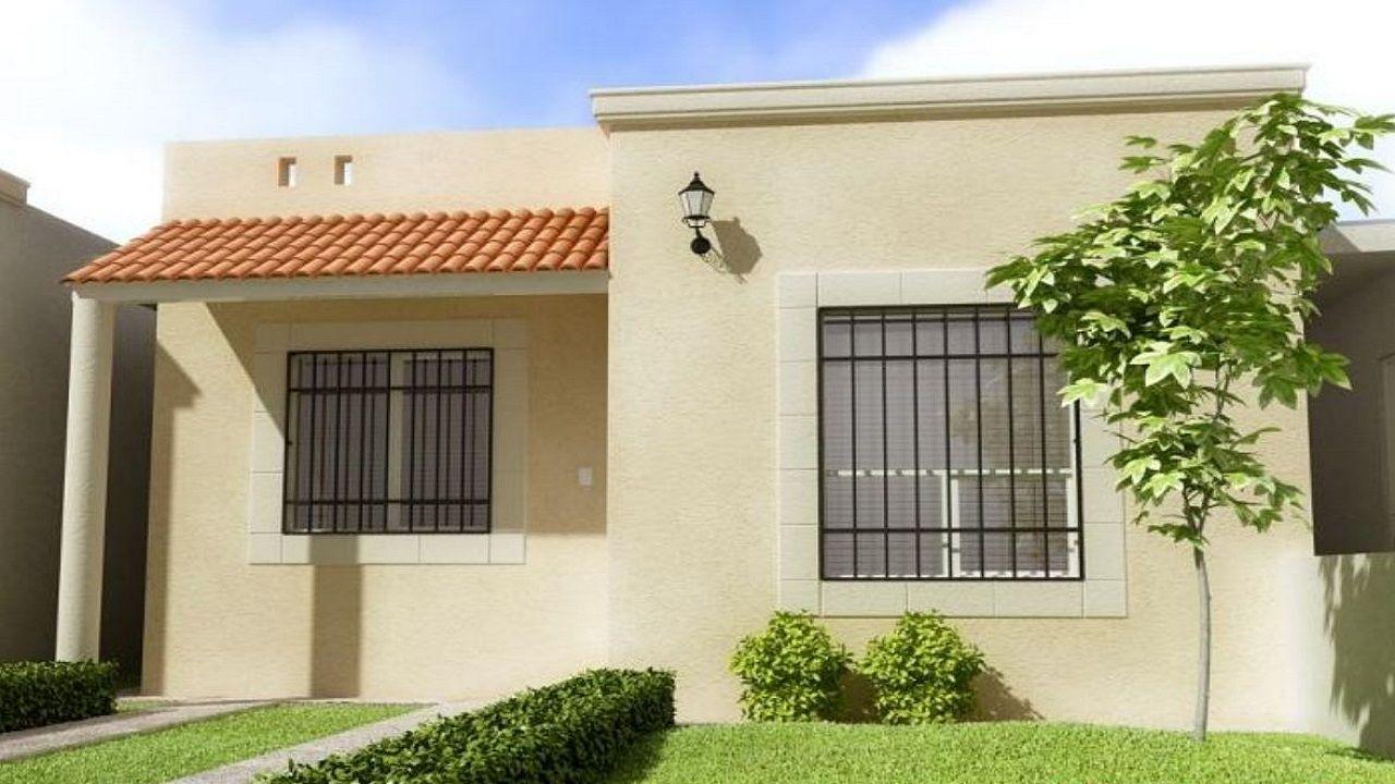 Fachadas de casas sencillas fachadas de casas coloniales - Decoraciones de casas modernas ...