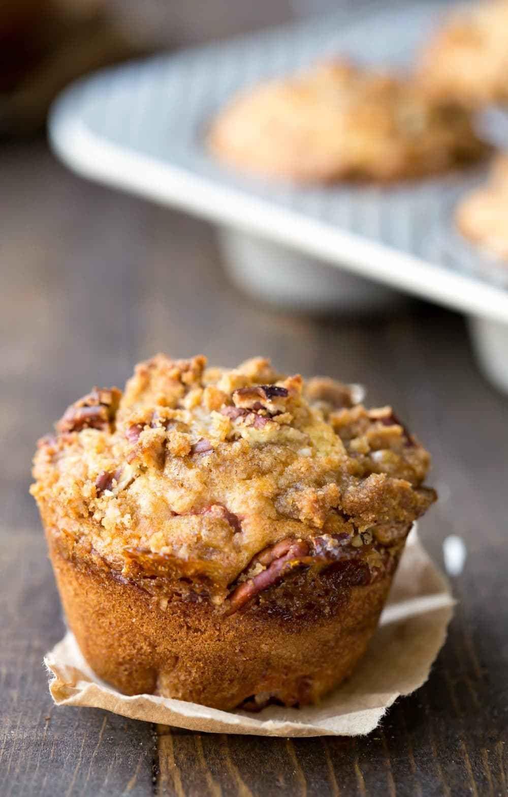 Strawberry Crumble Muffins Recipe Pumpkin Muffins Healthy Simple Muffin Recipe Dessert Recipes