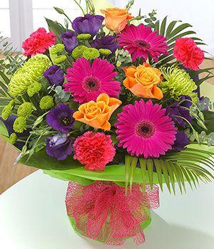 Teleflorist Voucher provide fresh bouquets & bunches.
