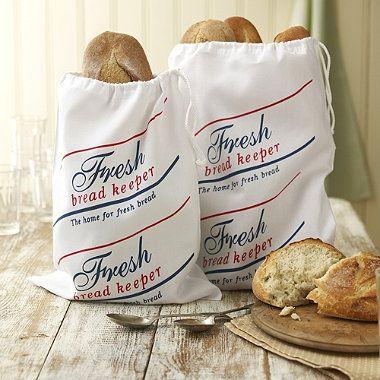 Bread Bag Lakeland Bread Bags How To Make Bread Fresh Bread