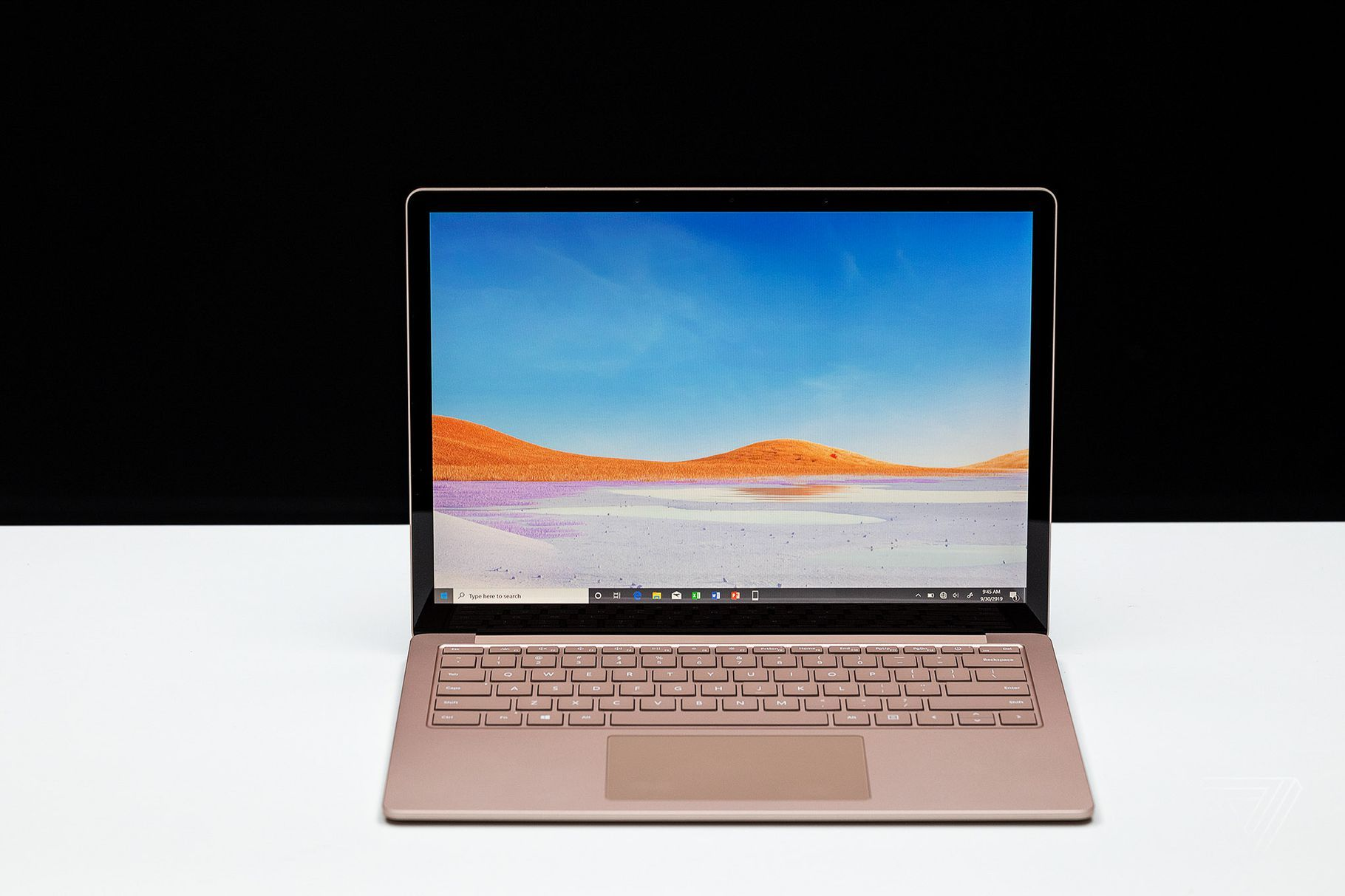 Microsoft Surface Laptop 3 13.5inch review have a normal