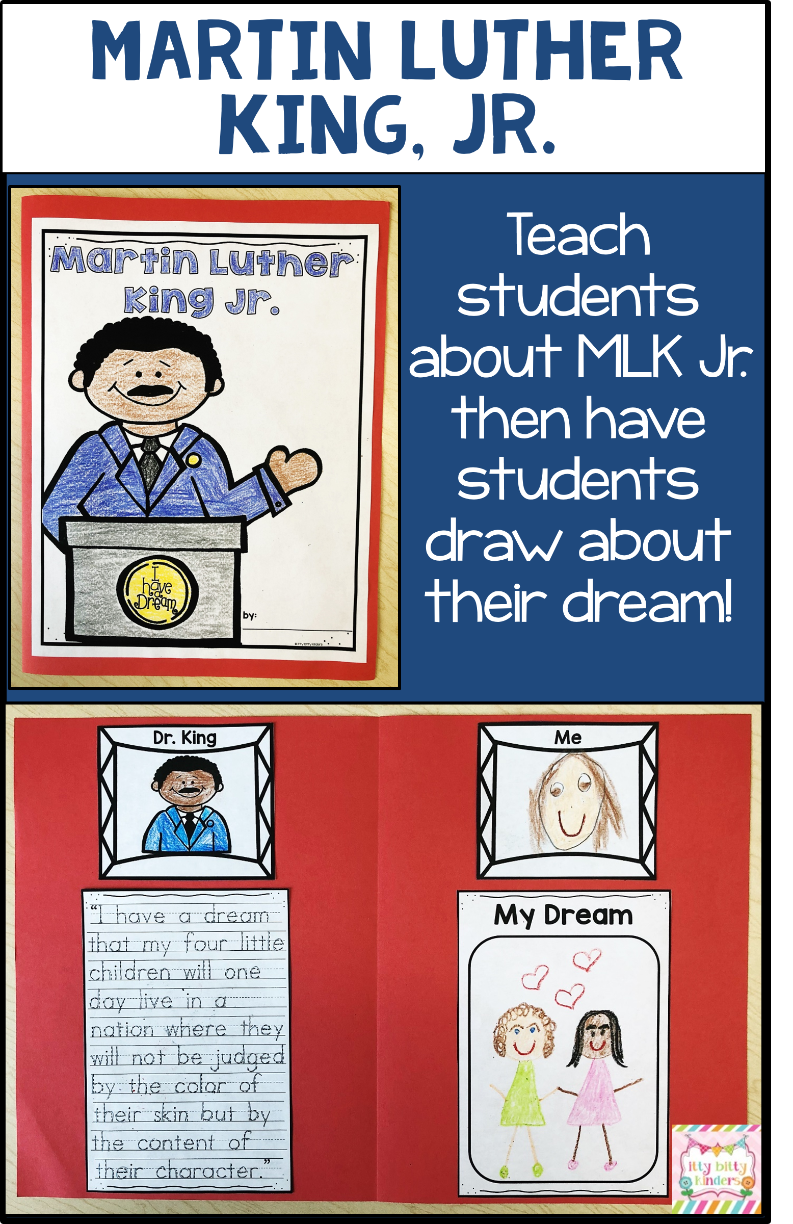 Martin Luther King Jr Mlk Dr King Peace Dream