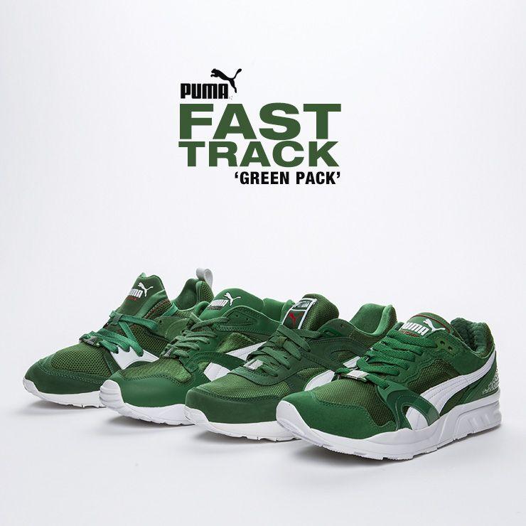 b042f14187a Puma Green Pack