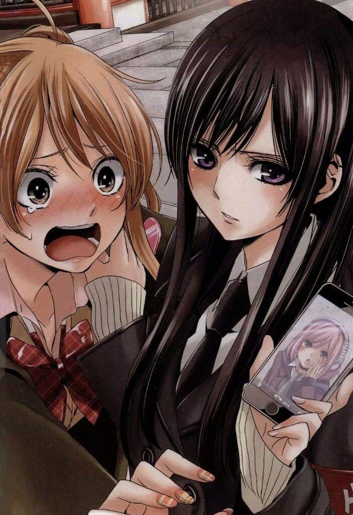 Follow me now Trân Jang Citrus manga, Kawaii anime