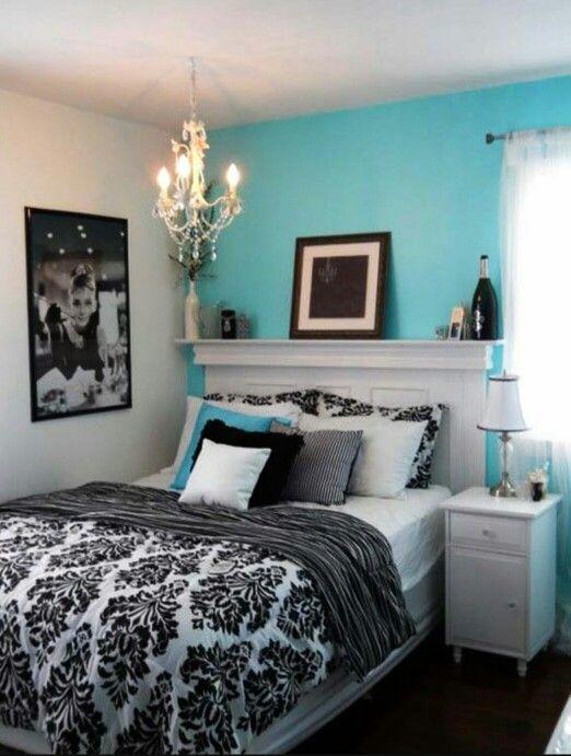 Tiffany Blue Walls