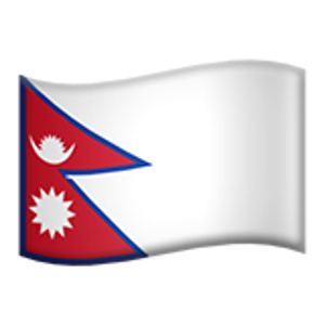 First Flag Of Nepal 1962 It Totally Made My Day What A Group Of Cute People Nepal Flag Nepali Flag Flag