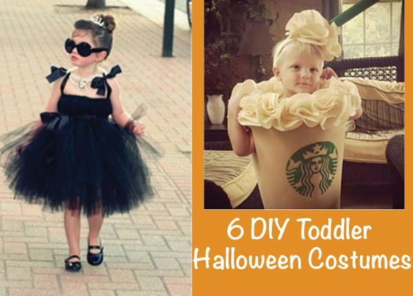 diy toddler halloween costumes - Homemade Toddler Halloween Costume