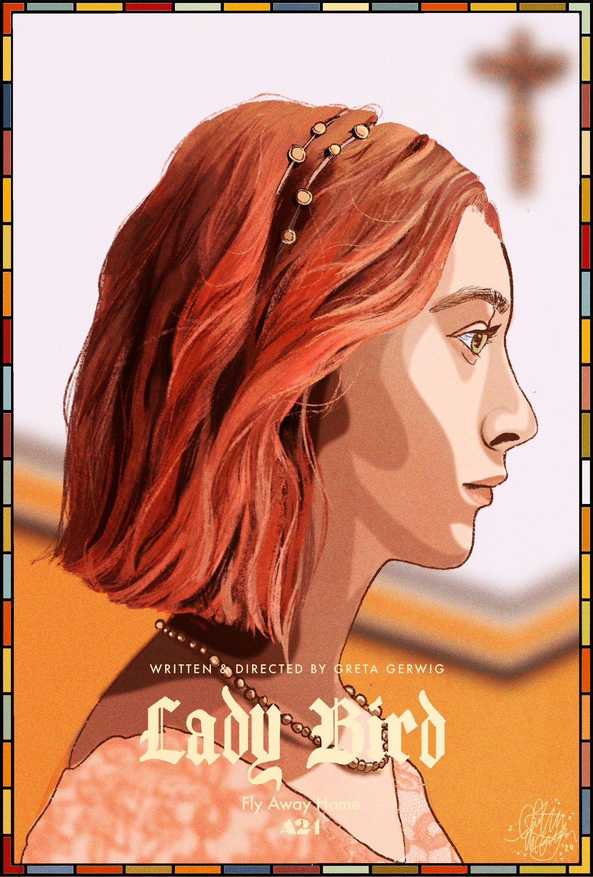 Lady Bird Movie Poster Movie Posters Movies Lady Bird