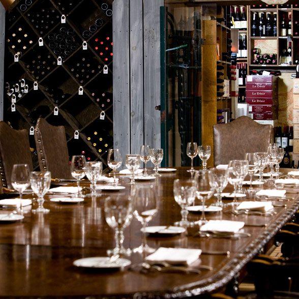 Fine Dining New Jersey 4 Stars Dining Northern Nj Wine Cellar