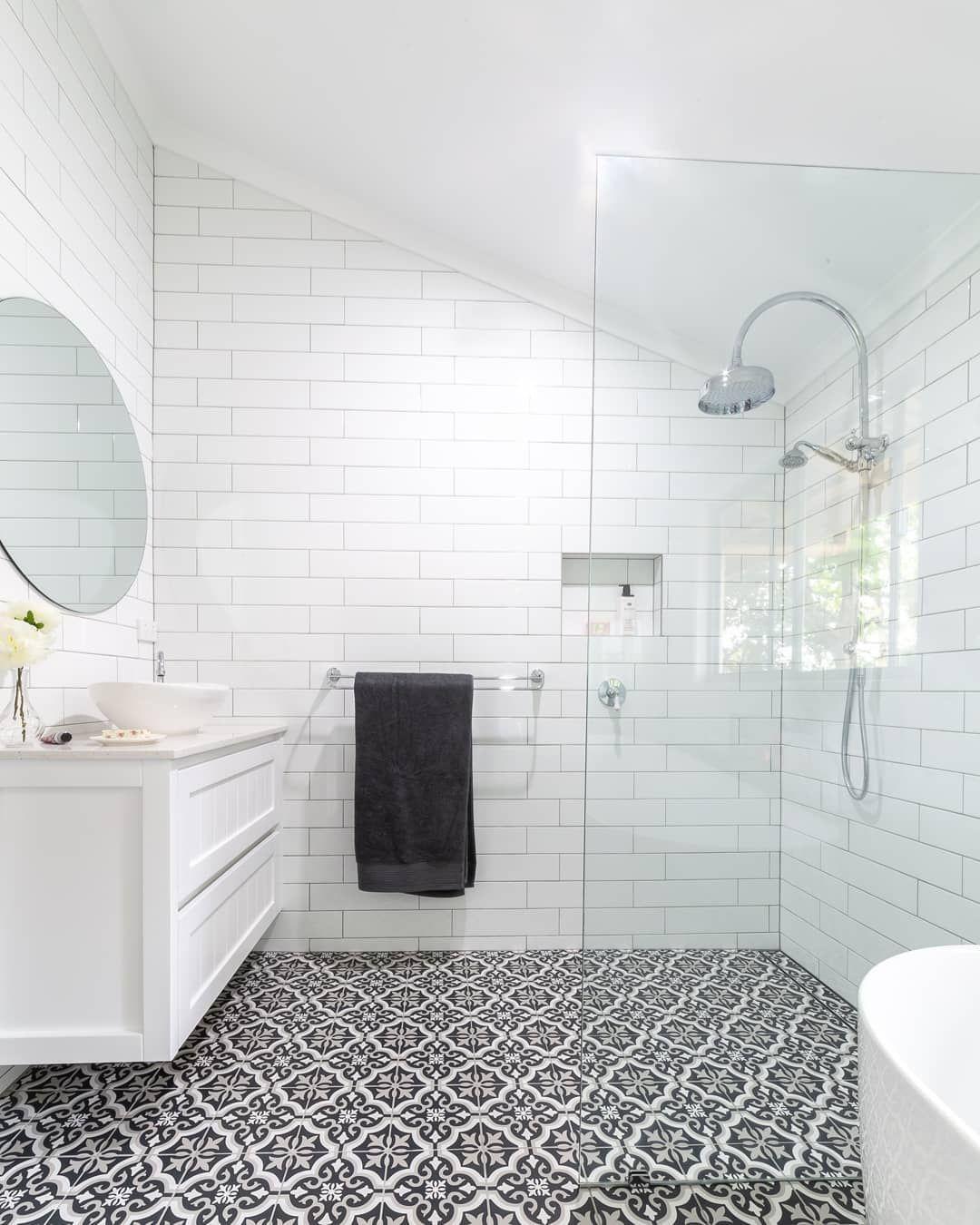 nr bathroom renovations on instagram u201cthis farmhouse bathroom was rh pinterest com