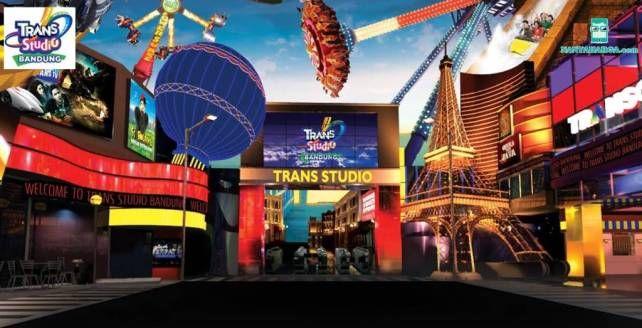 promo harga tiket masuk trans studio bandung januari februari 2019 rh pinterest com