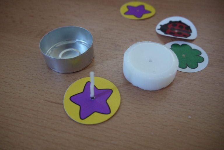 Basteln Mit Teelichter magische teelichter die last minute partyidee teelichter