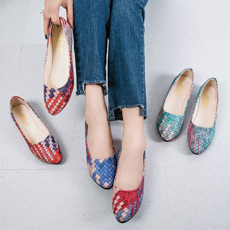 New Women Suede Flats Fashion High Quality Basic Mixed Colors Pointy Toe Ballerina Female Pre New Women Suede Flats Fashion High Quality Basic Mixed Colors Pointy Toe Bal...