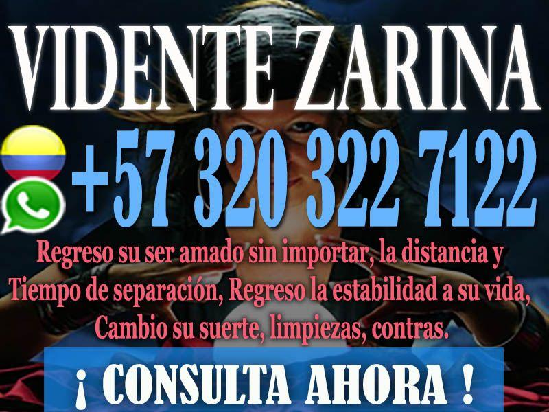 AMARRE DE AMOR GARANTIZADOS ALEJAMIENTOS MAESTRA ZARINA 3203227122 Cucuta - Clasiesotericos Colombia