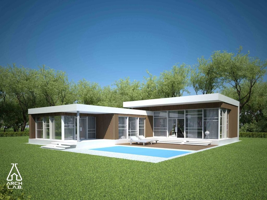 Plan 552 2 Houseplanscom Modern House