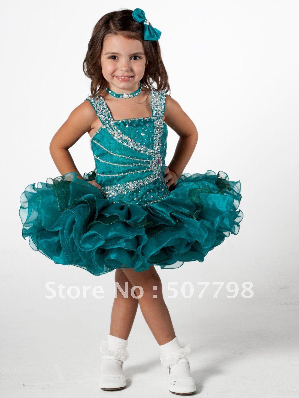 Beautiful Toddler Girl Pageant Dresses | ... flower girl dress ...