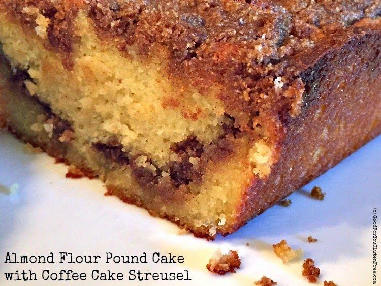 Almond flour pound cake passover desserts almond flour